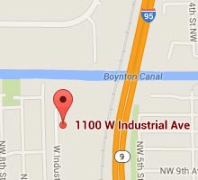 Directions to Southern Pine Lumber Company's Boynton Beach Location