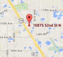 Directions to Southern Pine Lumber Company's Pinellas Park Location