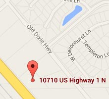 Directions to Southern Pine Lumber Company's Ponte Verde Location