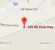 Directions to Southern Pine Lumber Company's Stuart Location