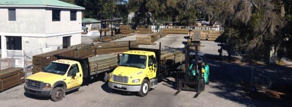 Southern Pine Lumber | Orlando Florida