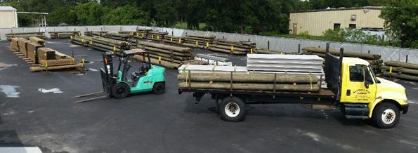 Southern Pine Lumber Company | Sarasota Florida