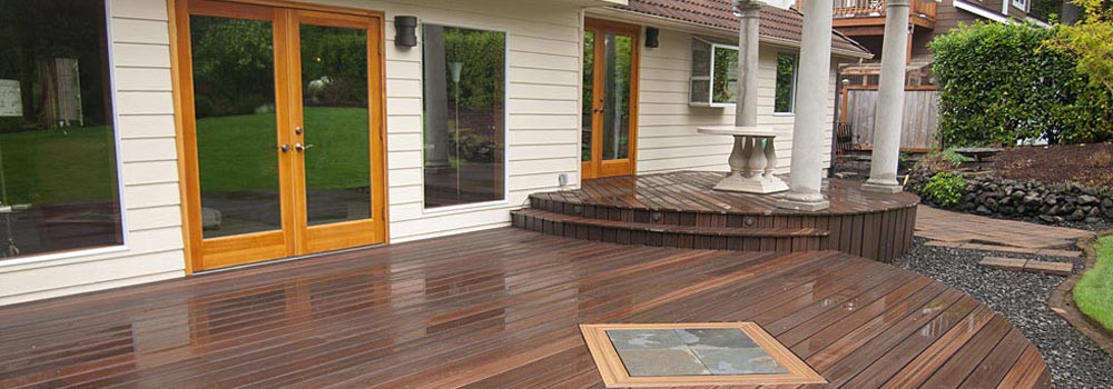 EverGrain Envision Shaded Auburn and Spiced Teak