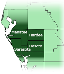 Sarasota Florida Southern Pine Lumber location