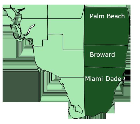 Boynton Beach Florida Southern Pine Lumber location