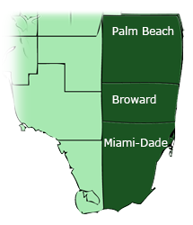 Boynton Beach Florida Southern Pine Lumber location